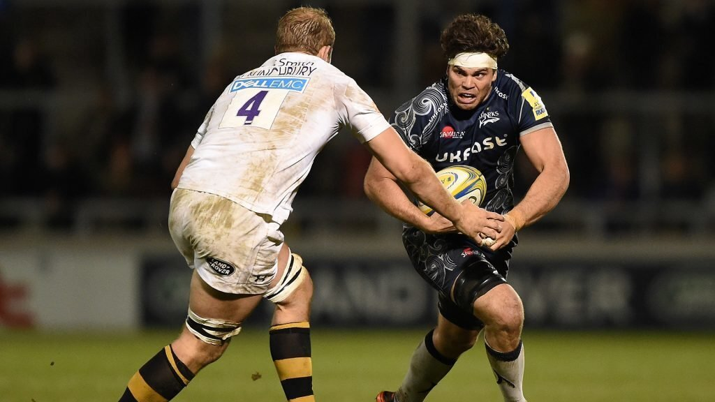 Sale Sharks extend South African star's deal