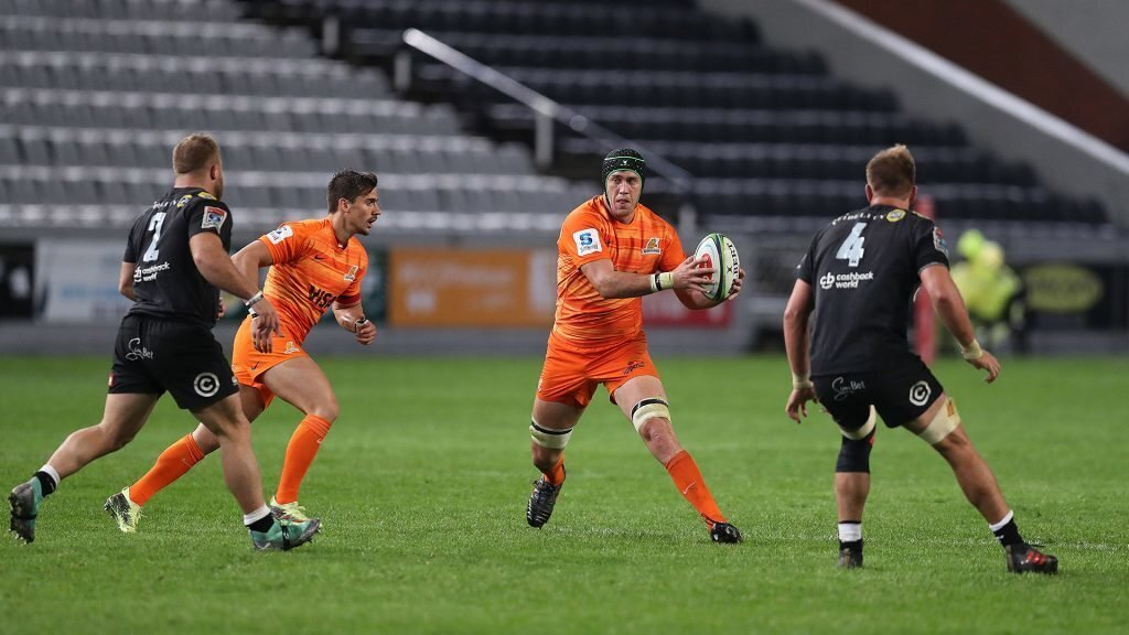 Jaguares not 'scared' of Shark Tank's superiority