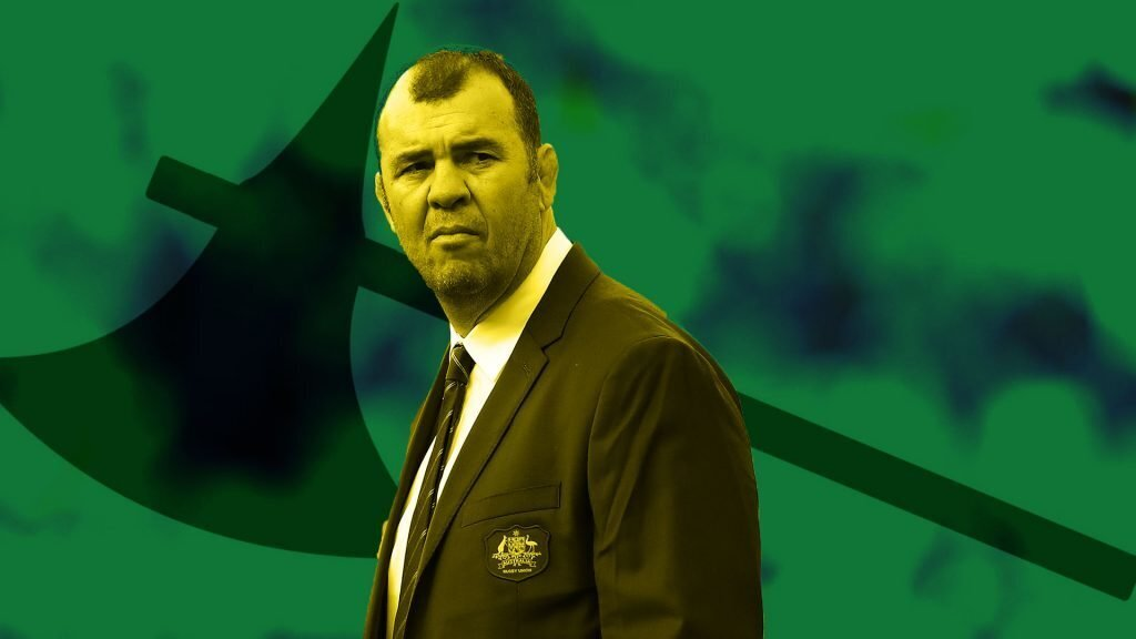 Cheika is safe ... for now