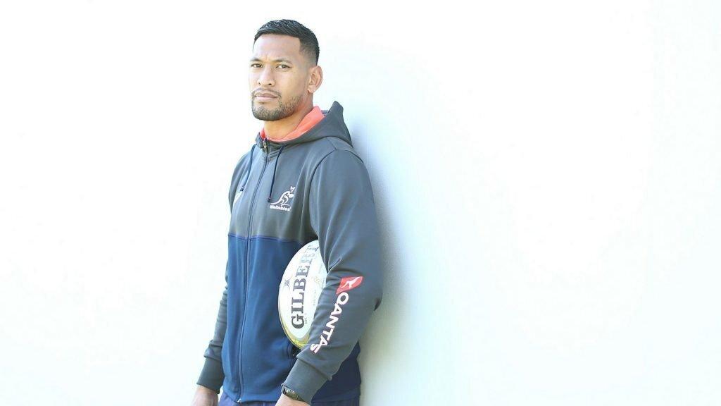 Israel Folau to fight Rugby Australia sacking