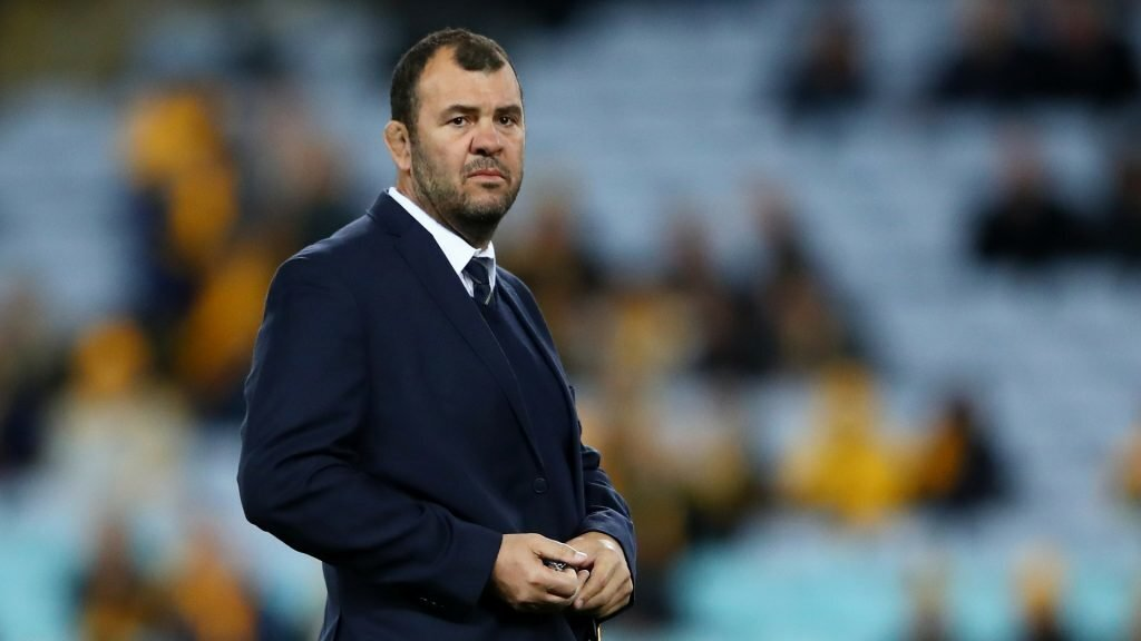 Cheika's 'personal' speech inspires Wallabies