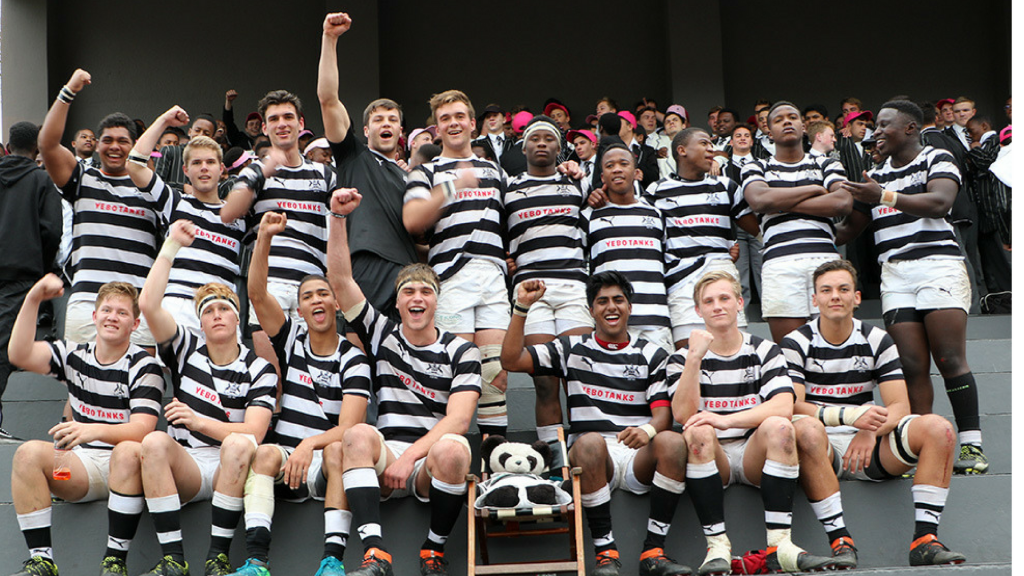 Selborne in the Pink