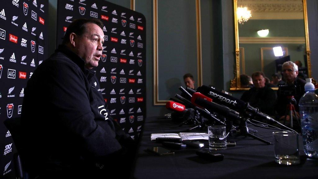 All Blacks' big selection headache