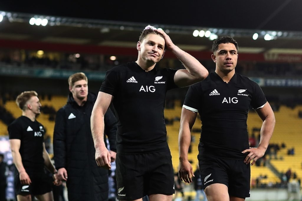All Black flyhalf's post-World Cup destination revealed