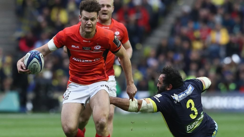Massive blow for Saracens and Scotland