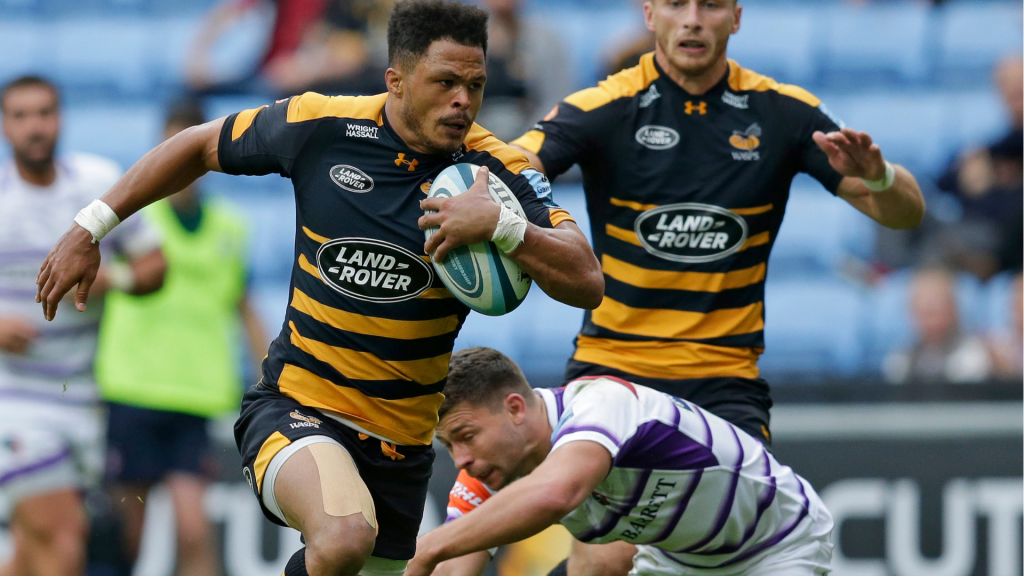 Wasps lock in Bok for extended stay