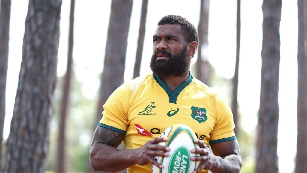 Former Rugby League star commits to Wallabies' World Cup cause