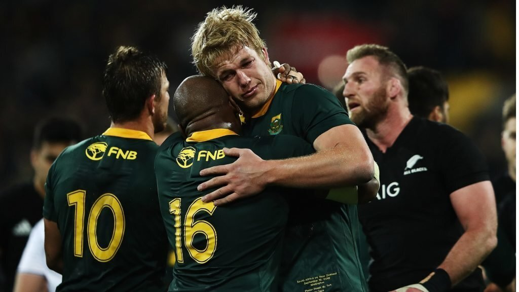 Why All Blacks' rivals should be scared