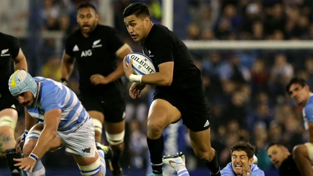 All Blacks win Rugby Championship again