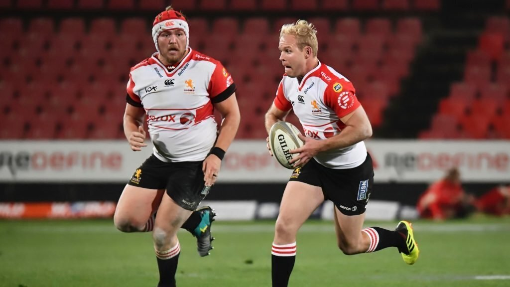 Bok scrumhalf back to lead Golden Lions