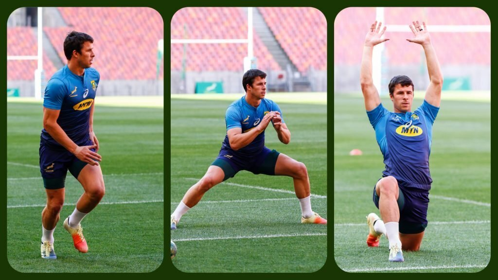 AUDIO: Boks looking for some Sevens magic