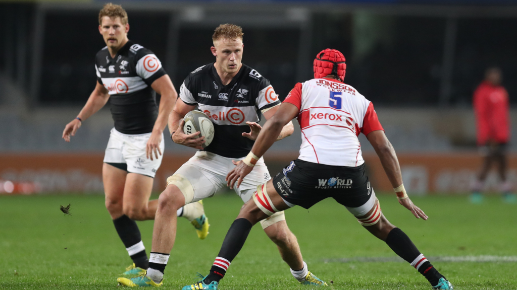 Sharks tame Lions in Durban