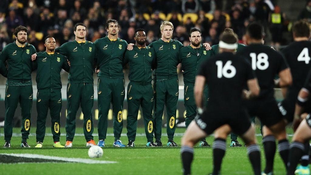WORLD CUP RANKINGS: All Blacks v Springboks