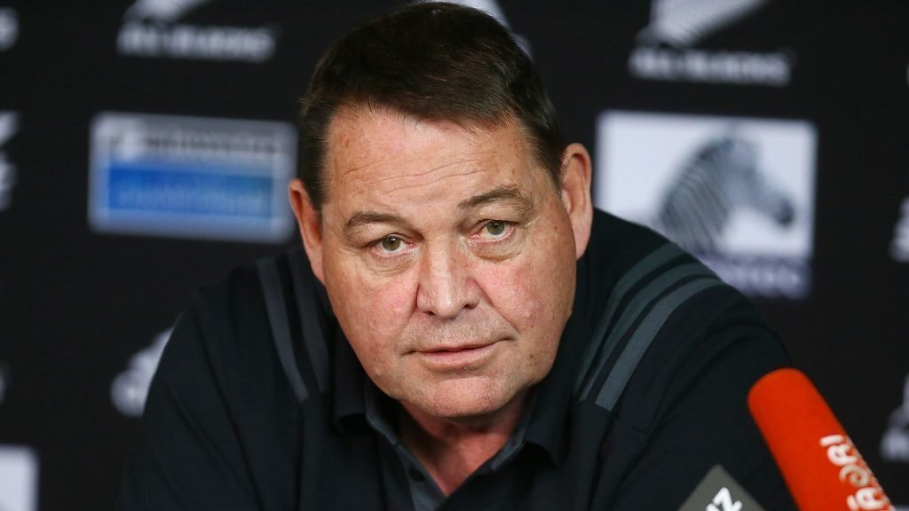 Steve Hansen by the numbers