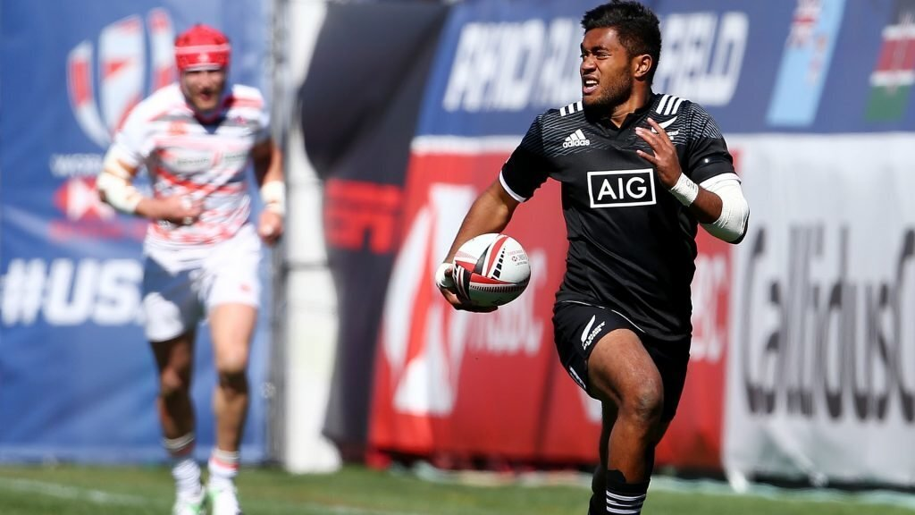 All Blacks Sevens' opponents should be worried
