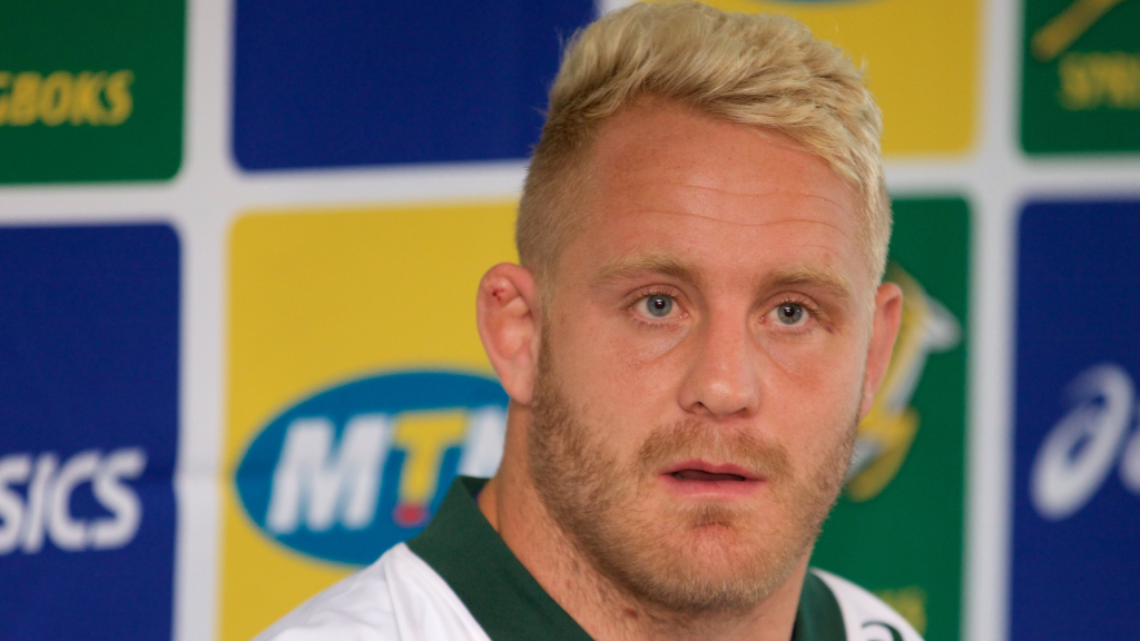 'I'll be scrummaging against one of my best mates'