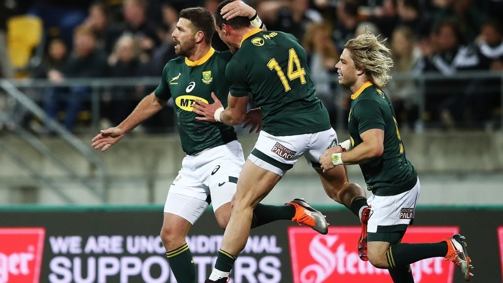 Willie available for Bok selection