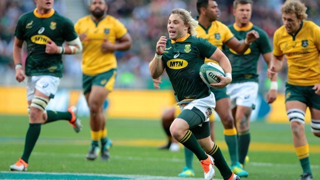 World Rankings: Small gains for Springboks