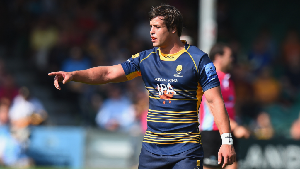 Bok commits to Worcester Warriors