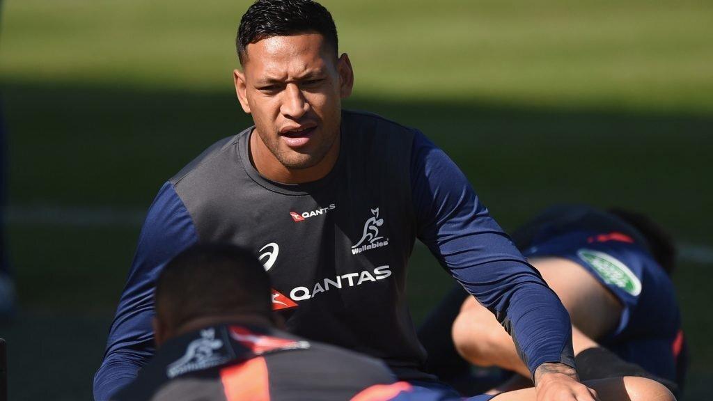 Tonga give rugby lifeline to Folau
