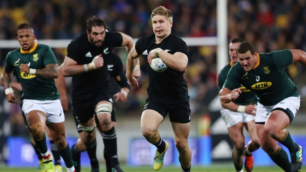 Goodhue takes centre stage against Boks