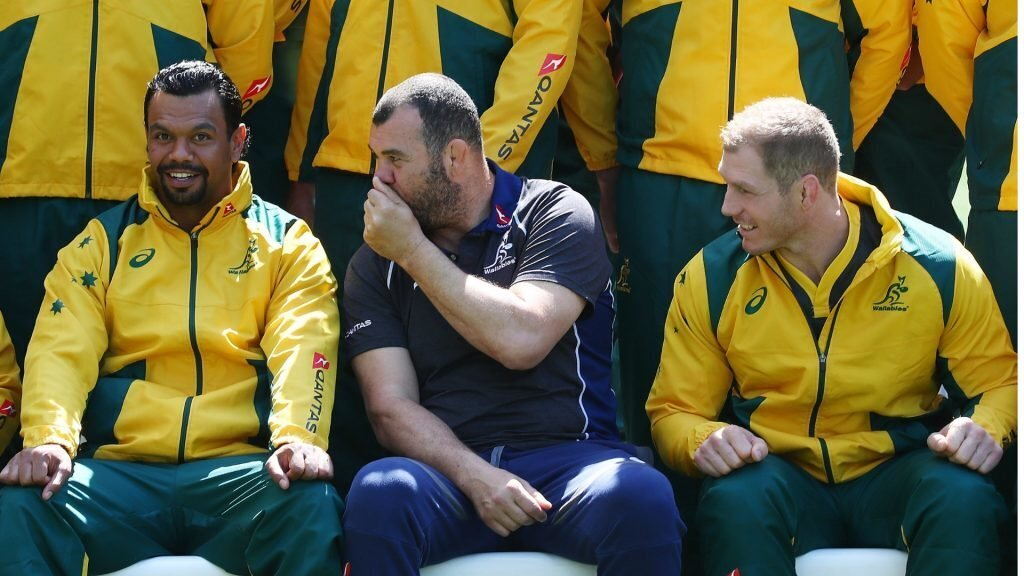 Under-fire Cheika to face Rugby Australia board