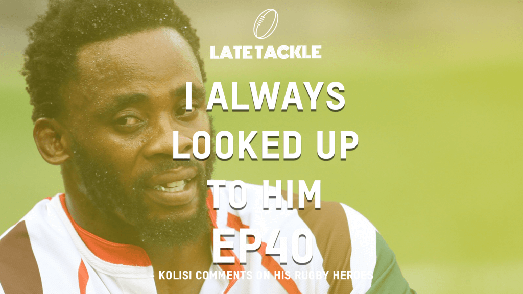 The inspiration behind Kolisi's success