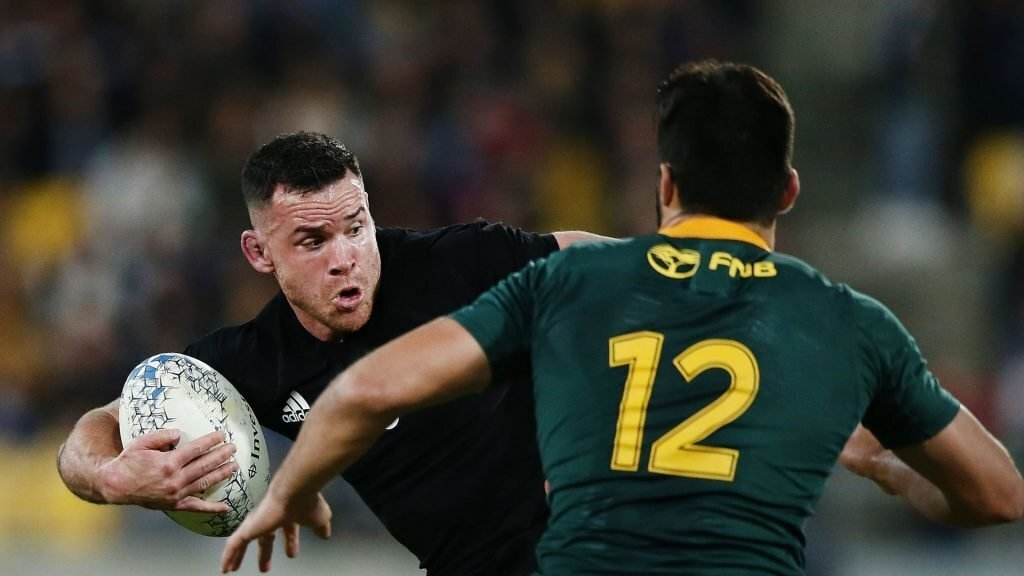 All Blacks gifted Boks victory says Crotty