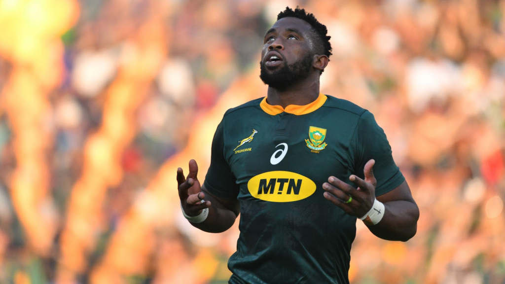 Rassie brings in backup for Kolisi
