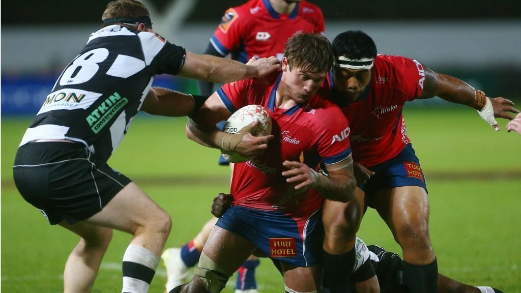 Tasman too good for Magpies