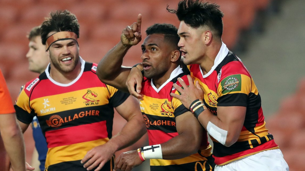 Waikato down Otago for NPC spot