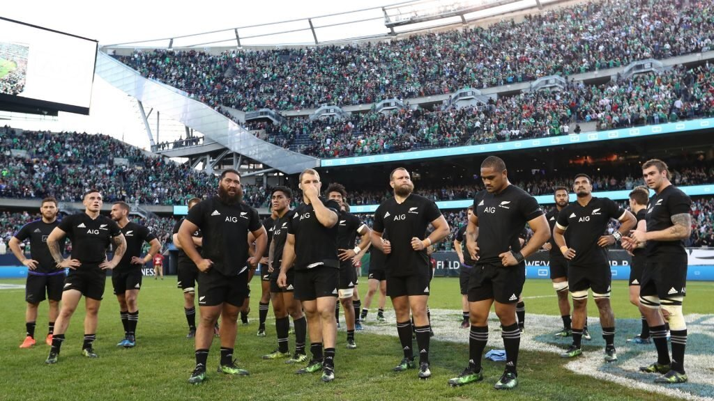 All Blacks' period of uncertainty