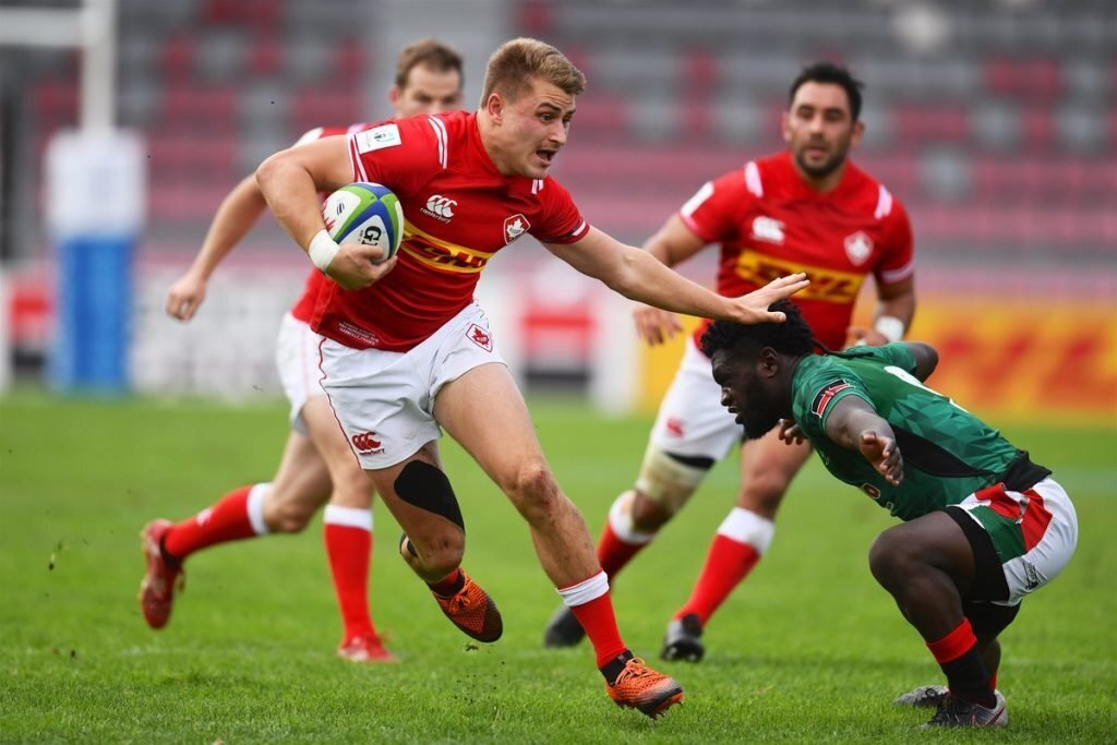 Van der Merwe shatters Kenya's World Cup dream