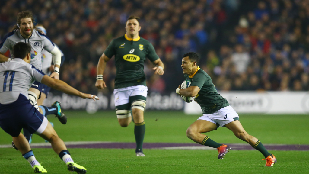 Another Bok joins Sale Sharks