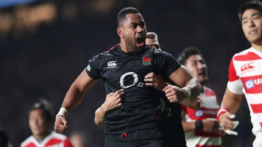 Cokanasiga's journey to the England World Cup squad