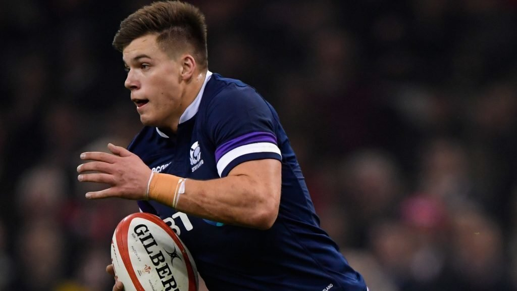 Scotland change six for Bok clash
