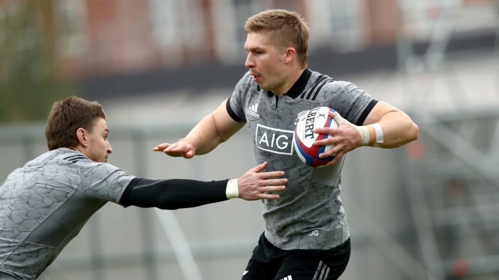 Midfield boost for All Blacks