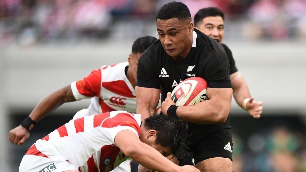 Second-string All Blacks crush Japan in Tokyo