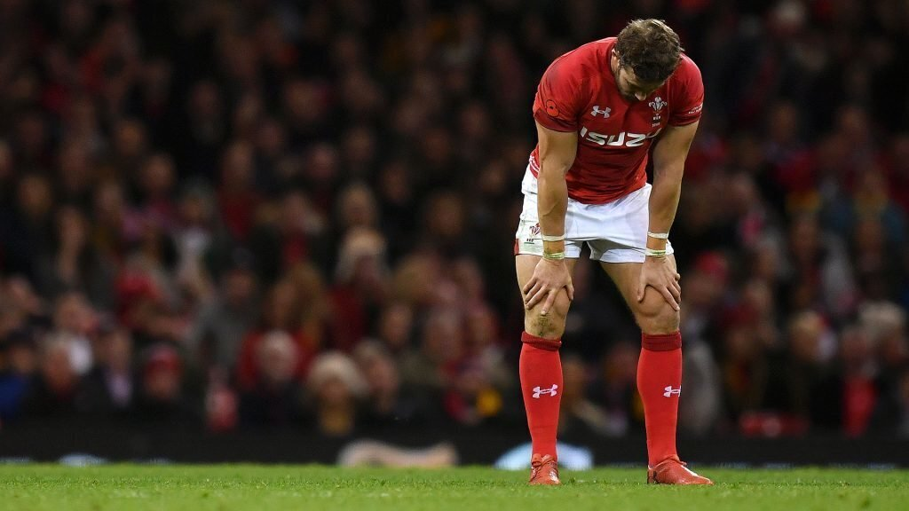 'Frustrated' Halfpenny struggling with concussion
