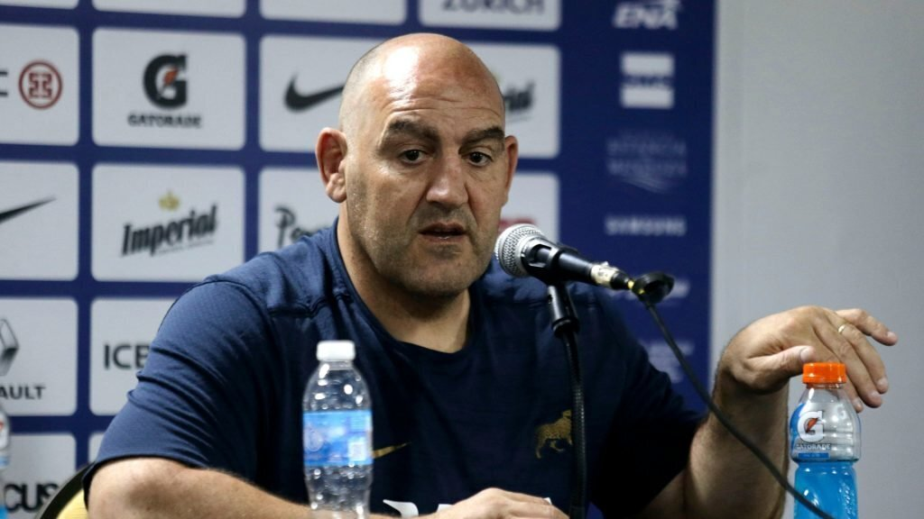 Ledesma reveals Los Pumas team for France clash