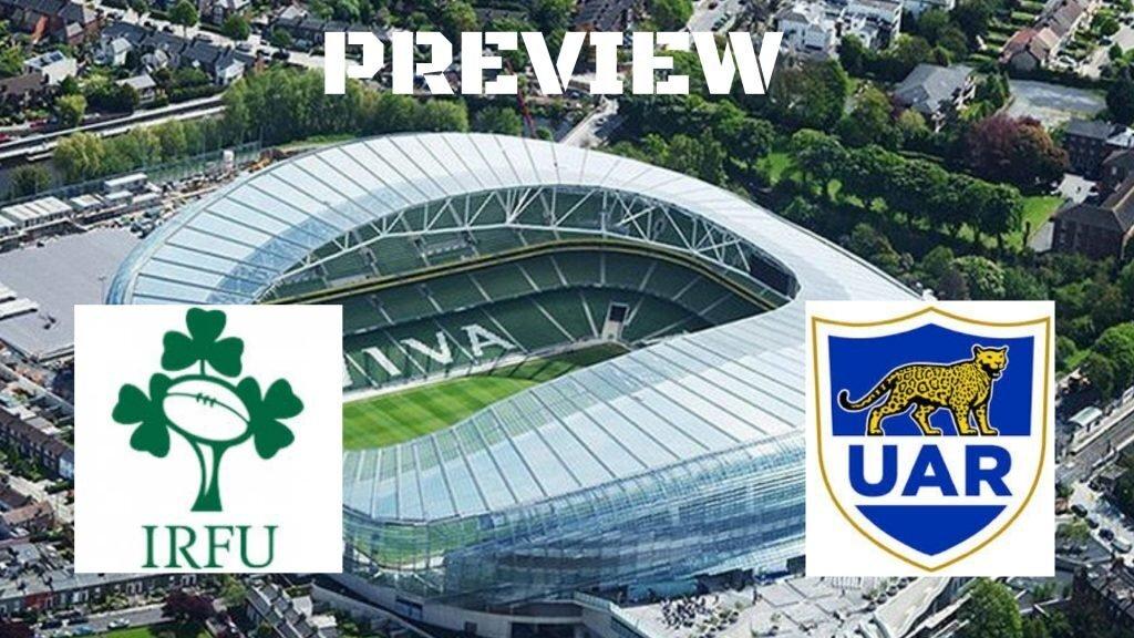 PREVIEW: Ireland v Argentina