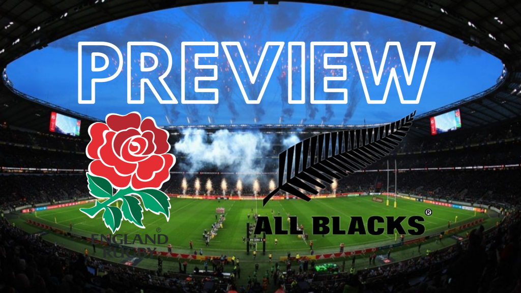 Preview: England v New Zealand