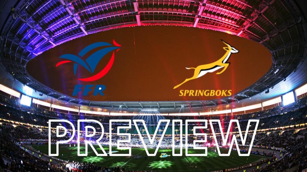 Preview: France v South Africa