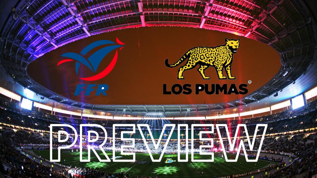 Preview: France v Argentina
