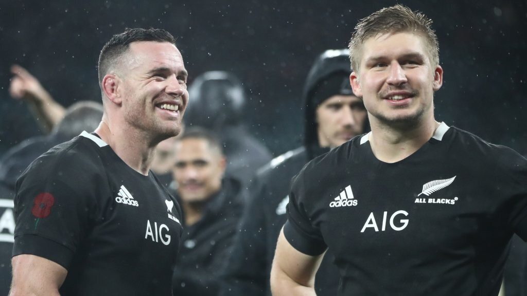 All Blacks bring in Crotty for Ireland Test