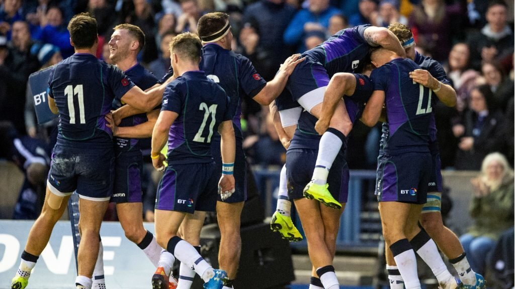 Scotland unveil key duo's replacements