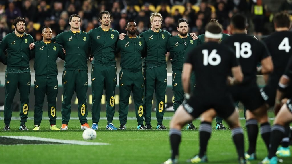 Boks to return to Wellington in 2019