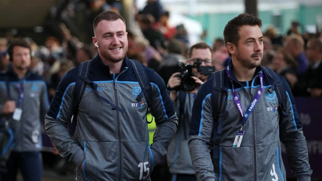 Laidlaw returns to lead strong Scotland team against Japan
