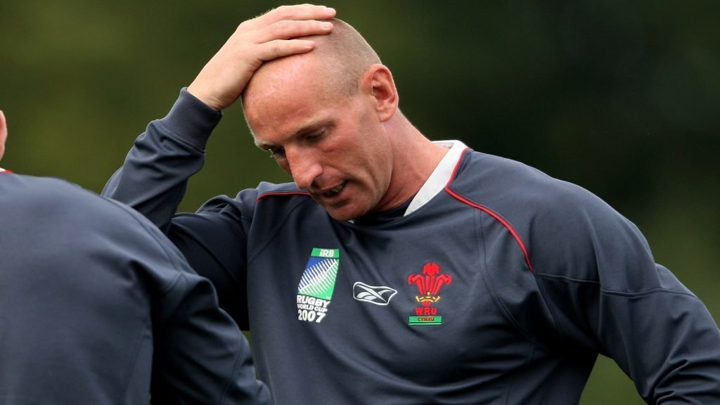 Press intrusion forced Gareth Thomas to go public about HIV