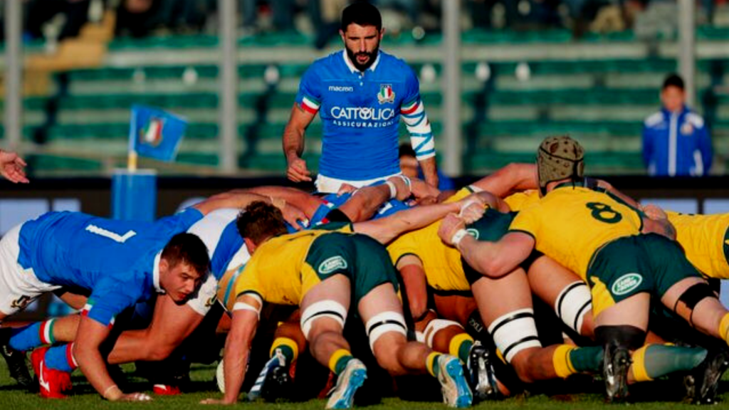 Italians frustrated with ref calls